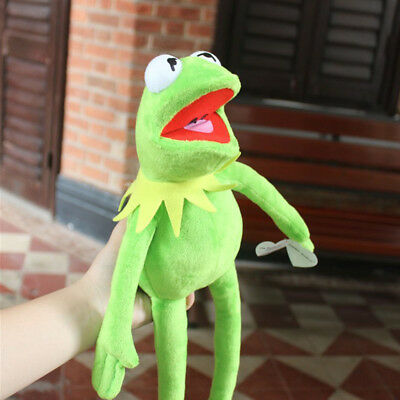 "Gift Kermit Frog Toy Kermit Sesame Street Muppets Plush 15.7""Gift Doll 4 Choices"