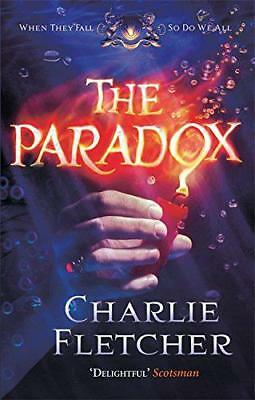 The Paradox (Oversight Trilogy) by Fletcher, Charlie, NEW Book, (Paperback) FREE