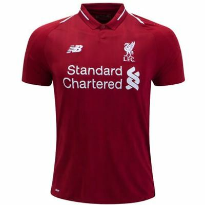 Liverpool Home Shirt 18/19 - Liverpool Kit - Football Jersey - Adult Sizes
