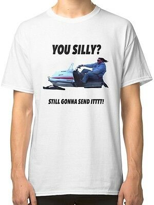 Larry Enticer You Silly Still Gonna Send It Men's Tees Shirt