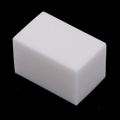 Square Column White Rubber Stamp Carving Blocks for DIY Stamps 4x1.8x1.8 cm