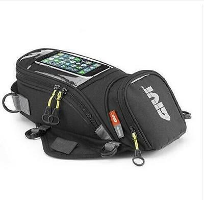 GIVI Motorcycle Tank Bag Magnetic Waterproof 6L Capacity