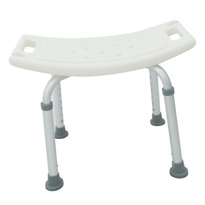 Medical Shower Bath Chair Adjustable Bench Bath Seat Chair for Elder Disable