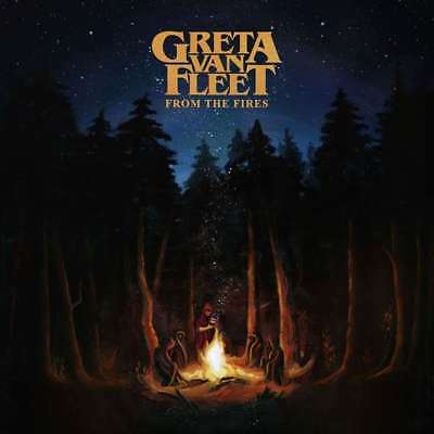 NEU CD Greta Van Fleet - From The Fires #G58232610