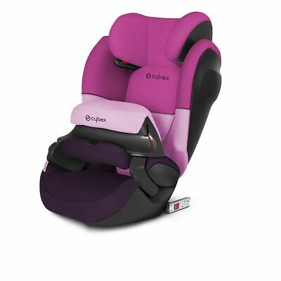 CYBEX Silver Pallas M-Fix SL 2-in-1 Child's Car Seat, For Cars with and without