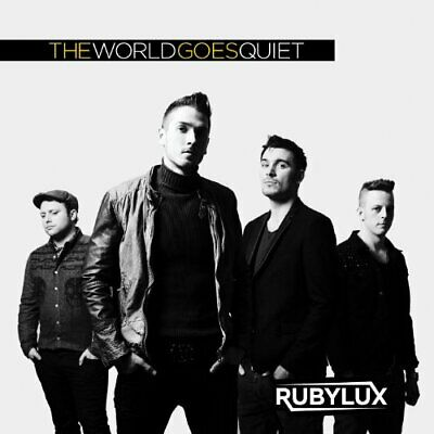 Rubylux - The World Goes Quiet - Rubylux CD 5YVG The Fast Free Shipping