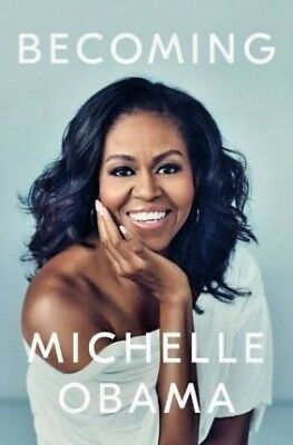 Becoming, By (author)  Michelle Obama