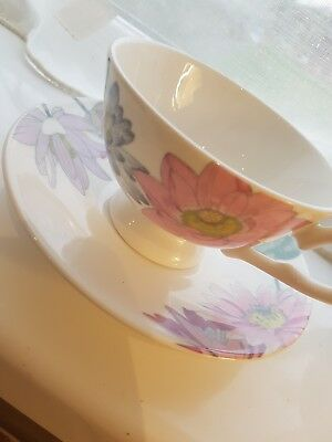 Laura Ashley Tea Cup & Saucer