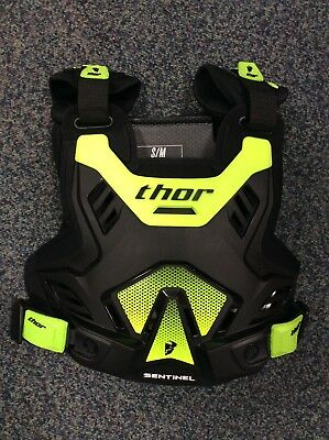 Thor Sentinel GP, Body Armour, chest protector, motorcross, Youth S/M