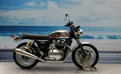 Royal enfield interceptor 650 chrome
