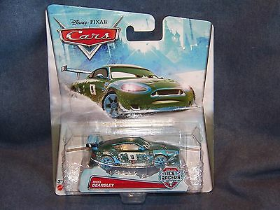 Rare Voiture Disney Pixar Cars 2 Nigel Gearsley Uk Serie Ice Racers