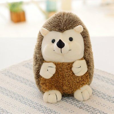 Lovely Soft Hedgehog Animal Doll Cute Plush Toy Simulation Animal Appease Doll R