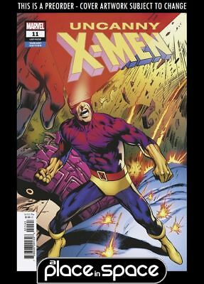 (Wk06) Uncanny X-Men, Vol. 5 #11D - Character Variant - Preorder 6Th Feb