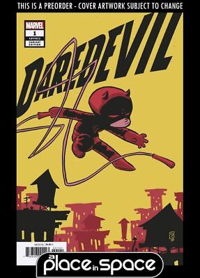 (Wk06) Daredevil, Vol. 6 #1B - Skottie Young Variant - Preorder 6Th Feb