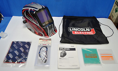 Lincoln Electric Traditional Welding Gear Ready-pak - Medium (Helmet Included)