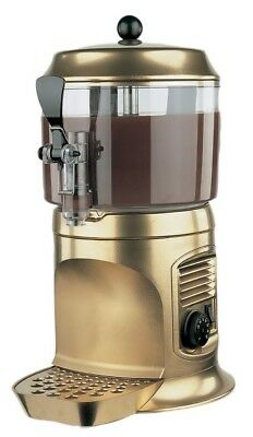 Chocolate Shot Machine - Gold Color - New In Unopened Box - 110V