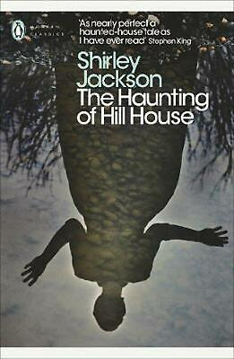 Haunting of Hill House by Shirley Jackson Paperback Book Free Shipping!
