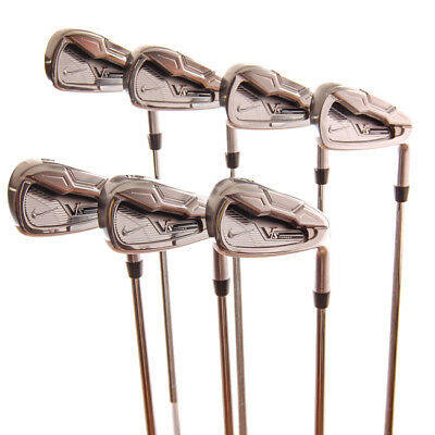 New Nike VR-S Forged Iron Set 4-PW NS Pro 950GH Stiff Flex Steel RH