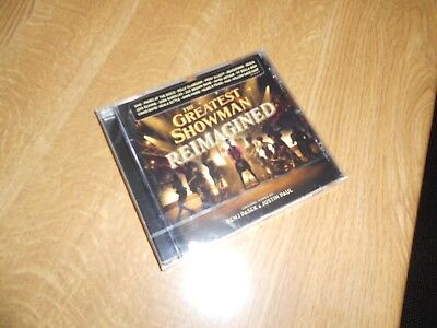 The Greatest Showman.........reimagined......cd