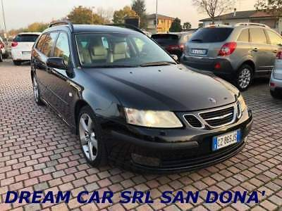 SAAB 9-3 SportHatch 1.9 TiD 16V DPF Vector Plus