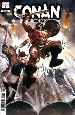 ​conan The Barbarian #1 Acuna 1:25 Variant Cimmerian Returns To Marvel   010319