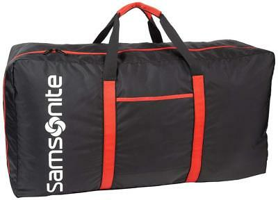 Samsonite Tote-a-ton 32.5 Inch Duffle Luggage Travel Storage Collapsible Black