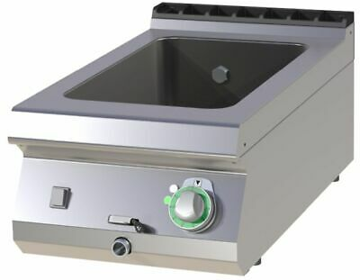 Bain Marie Electric, 400x730x300 mm, Table unit,Warm water Heat pool