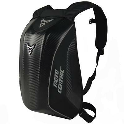 MotoCentric Carbon Fibre Hardshell Motorcycle Backpack