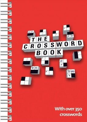 Crossword Book, Paperback by Parragon Books (COR), Brand New, Free shipping i...