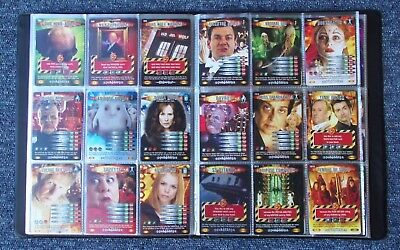 Dr Doctor Who Battles in Time Cards Full Complete Devastator Set including 1013