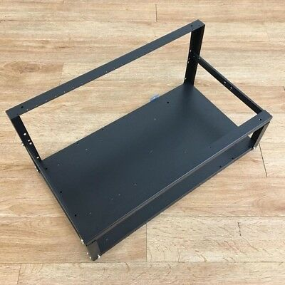 Air Mining Frame Miner Rig Case Support Crypto Coin For 6 GPU ETH BTC Ethereum