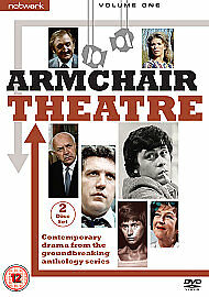 Armchair Theatre - Volume 1 [DVD], DVD, New, FREE & Fast Delivery