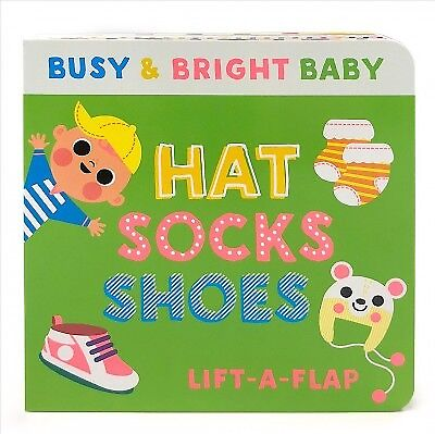 Hat, Socks, Shoes, Hardcover by Cottage Door Press (COR), Brand New, Free shi...