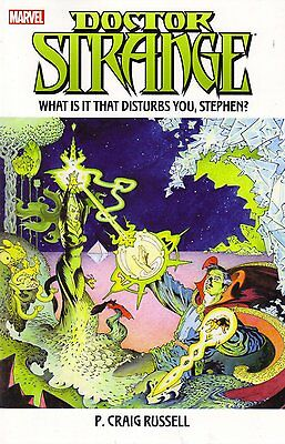 Doctor Strange: What Is It That Disturbs You, Stephen? Softcover Graphic Novel