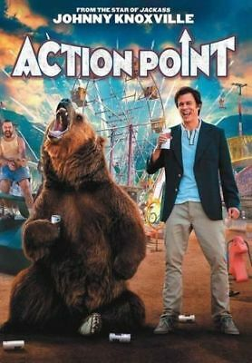 Action Point DVD 2018 UK Compatible Free Shipping Brand New
