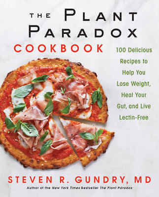 5The Plant Paradox Cookbook by Steven R. Gundry (2018, ebooks)