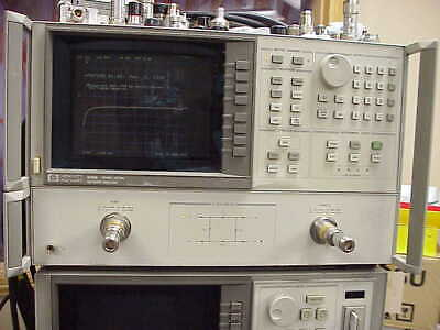 HP AGILENT HP-8720B NETWORK ANALYZER 130MHZ TO 20GHZ 3 day sale to may30