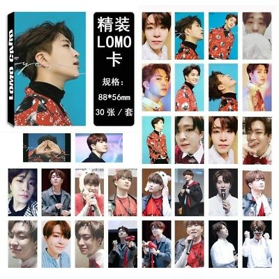 Kpop Got7 Eyes On You Mini Wall Scroll Poster Jackson Jb Mark New Album Fabric Hanging Photo Picture Jewelry & Accessories Beads & Jewelry Making