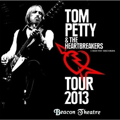 Tom Petty And The Heartbreakers  -  Live at the Beacon Theater 2013 May 26th 2CD