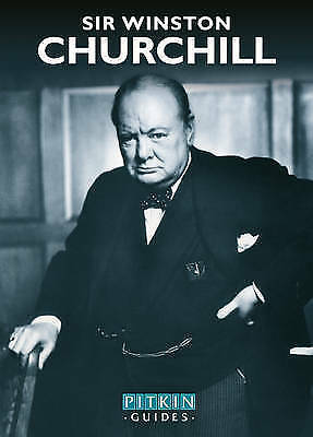 Sir Winston Churchill (Pitkin Guides) by St John Parker, Michael, Paperback Book