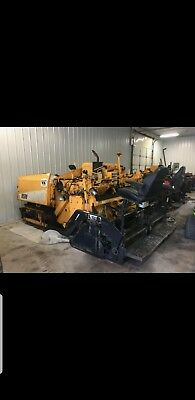 2006 8500 leeboy paver brand new motor with 0 hours great condition