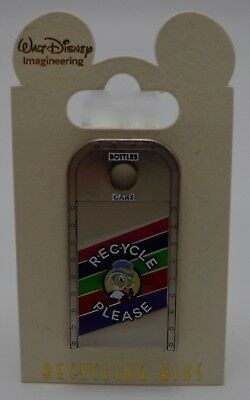 WDI Disneyland Recycling Bins Collection Mickey and Friends Parking Garage Pin