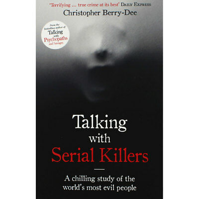 Talking with Serial Killers (Paperback), Non Fiction Books, Brand New