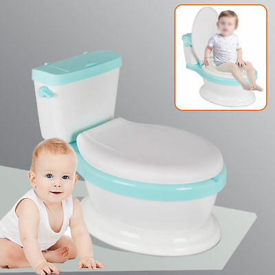 Kids Loo Baby Toddler Fun Toilet Trainer Children Potty Training Seat Safety New