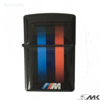 Zippo Bmw M Power Lighter M Power Super Flints