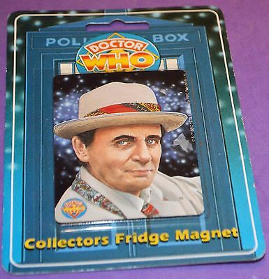 DOCTOR WHO  Collectors Fridge Magnet Seventh Doctor,  new