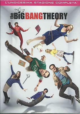 The Big Bang Theory. Stagione 11 (2018) 2 DVD