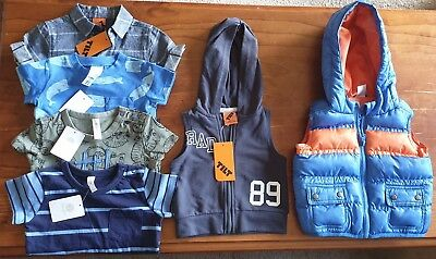 Bulk Boys Clothes Size 0 New With Tags