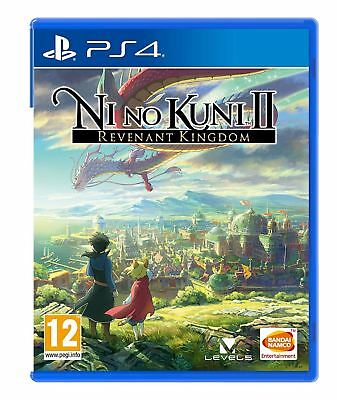 Ni No Kuni II 2: Revenant Kingdom Brand New Sealed