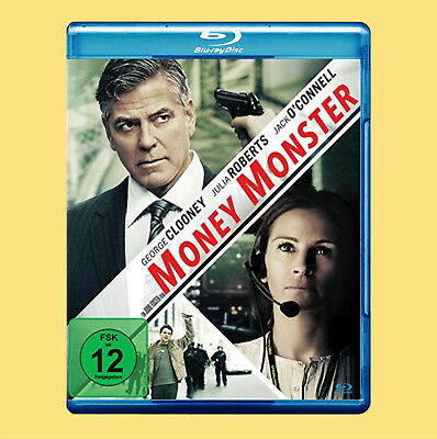 ••••• Money Monster (George Clooney / Julia Roberts) (Blu-ray) ☻h